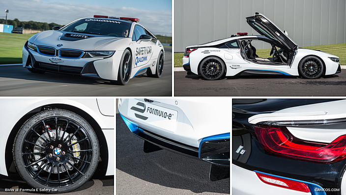 BMW i8 Formula E Safety Car