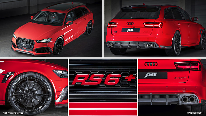 2017 Abt Audi Rs6 Plus Caricos Com