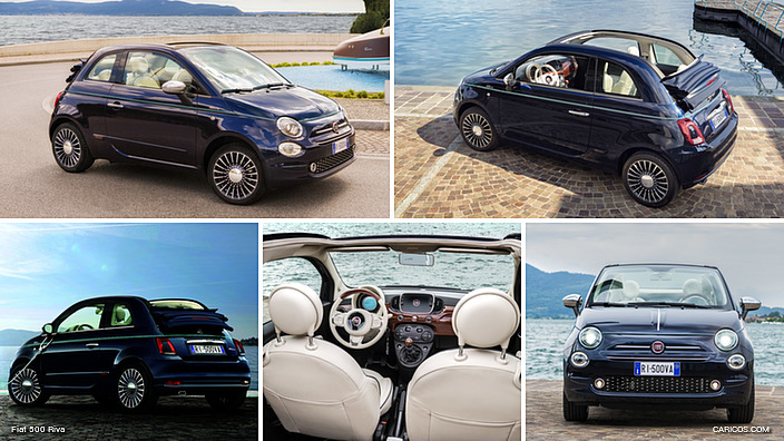 2017 fiat 500 riva. Black Bedroom Furniture Sets. Home Design Ideas