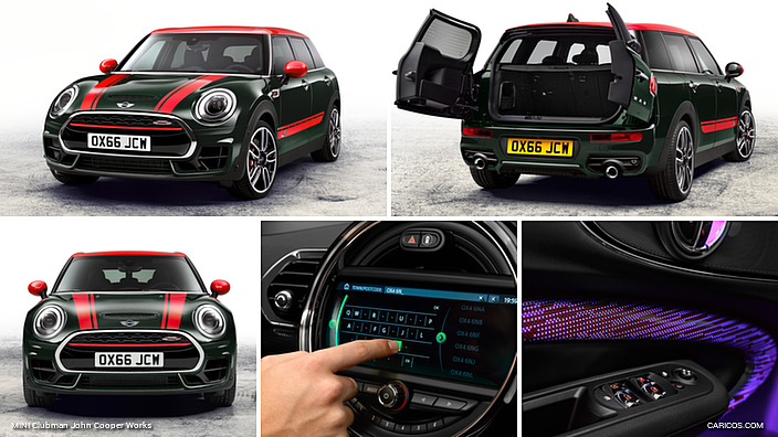 Video Driving 2017 Mini John Cooper Works Clubman Caricos