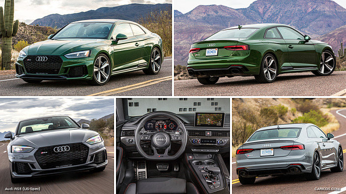 Audi RS5 (US-Spec)