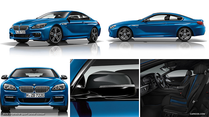 BMW 6-Series M Sport Limited Edition
