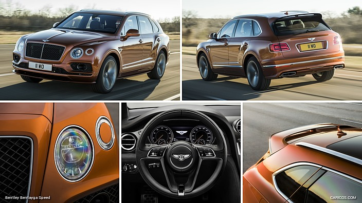 Image result for Bentayga – Speed