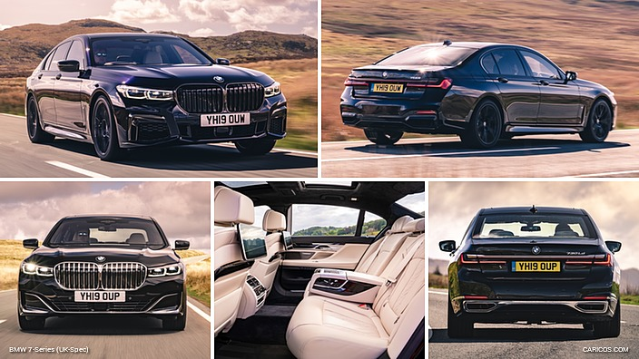 BMW 7-Series (UK-Spec)