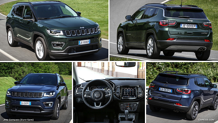 Jeep Compass (Euro-Spec)