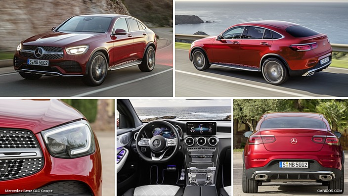 2020 Mercedes Benz Glc Coupe Caricos Com
