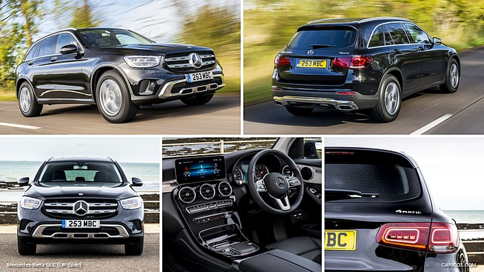 Mercedes-Benz GLC (UK-Spec)