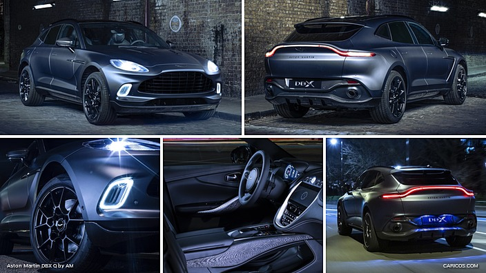 Aston Martin DBX Q by AM