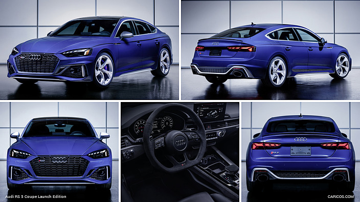 Audi RS 5 Coupe Launch Edition