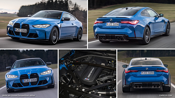 2022 BMW M4 Coupe Competition xDrive