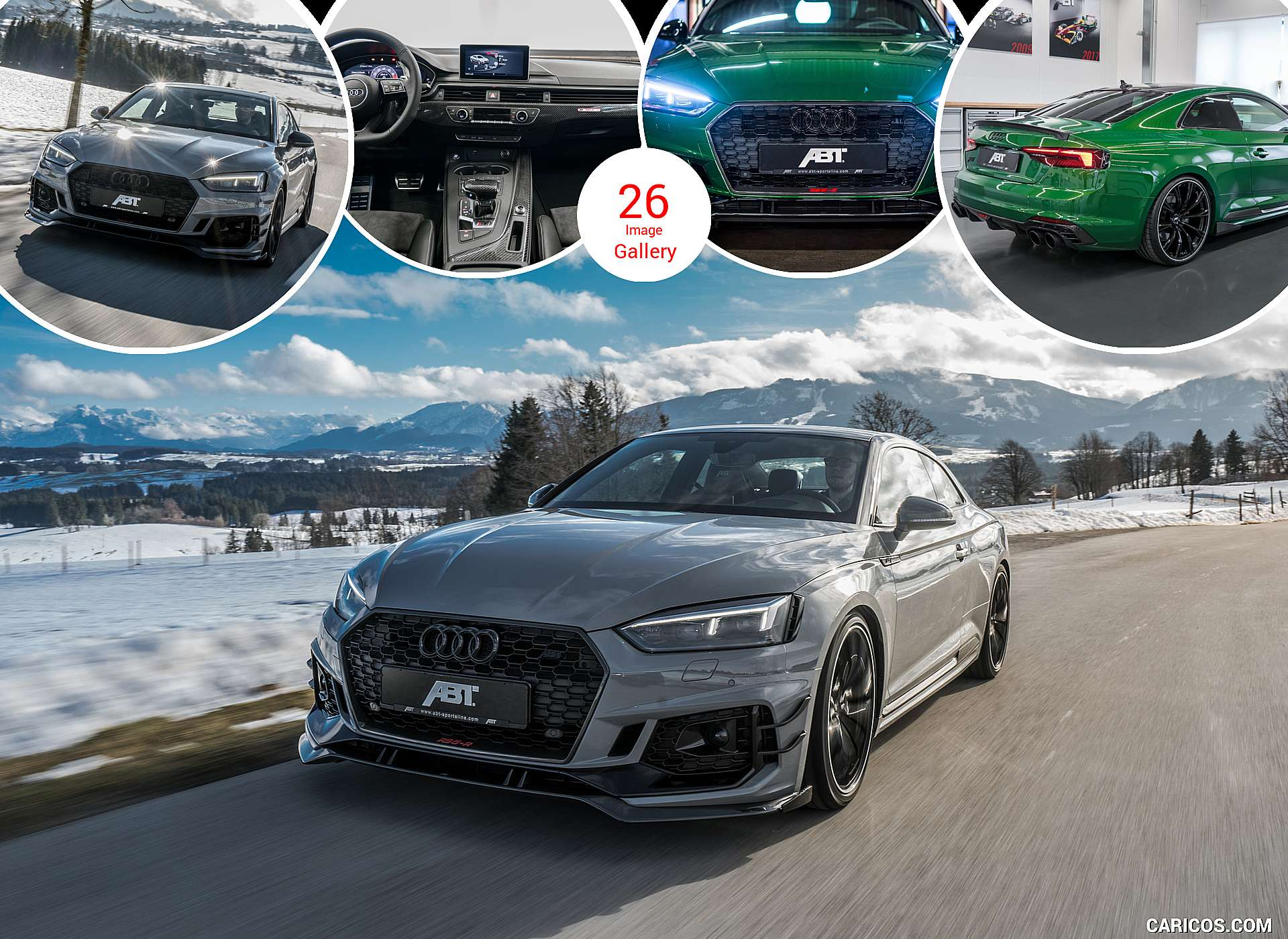 2018 ABT RS5-R based on Audi RS5