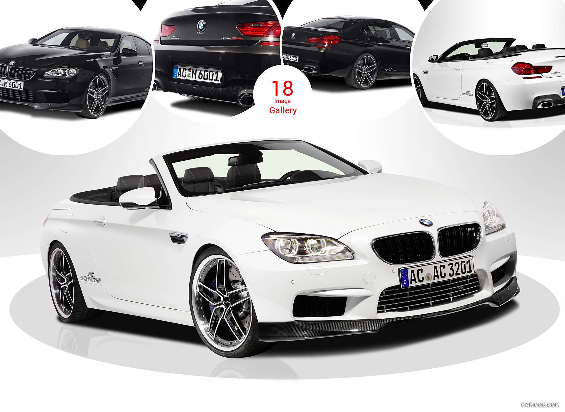2013 AC Schnitzer ACS6 Sport based on BMW M6