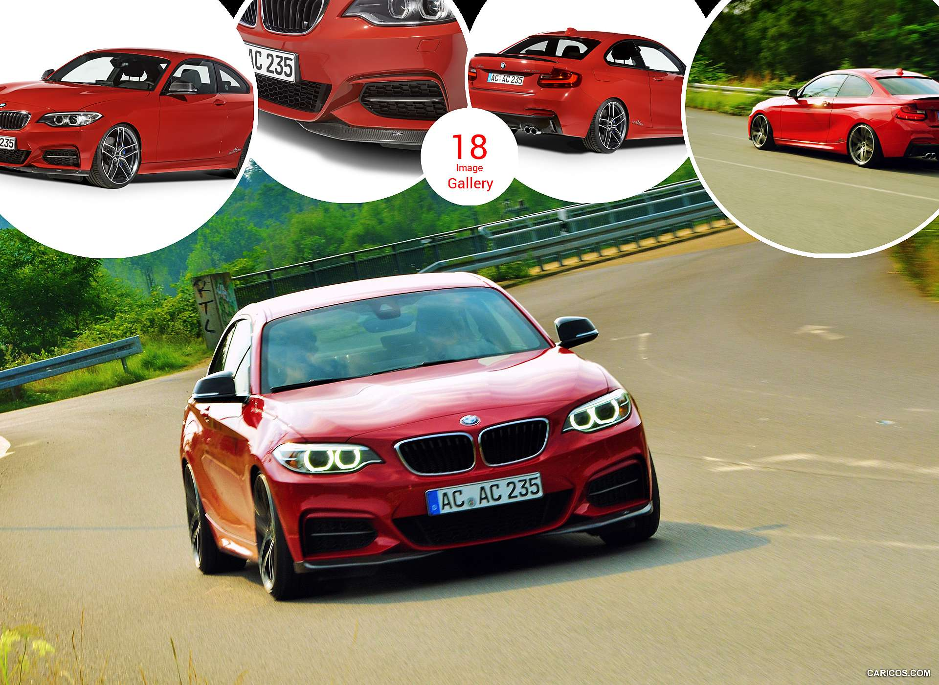 2015 AC Schnitzer BMW 2-Series Coupe