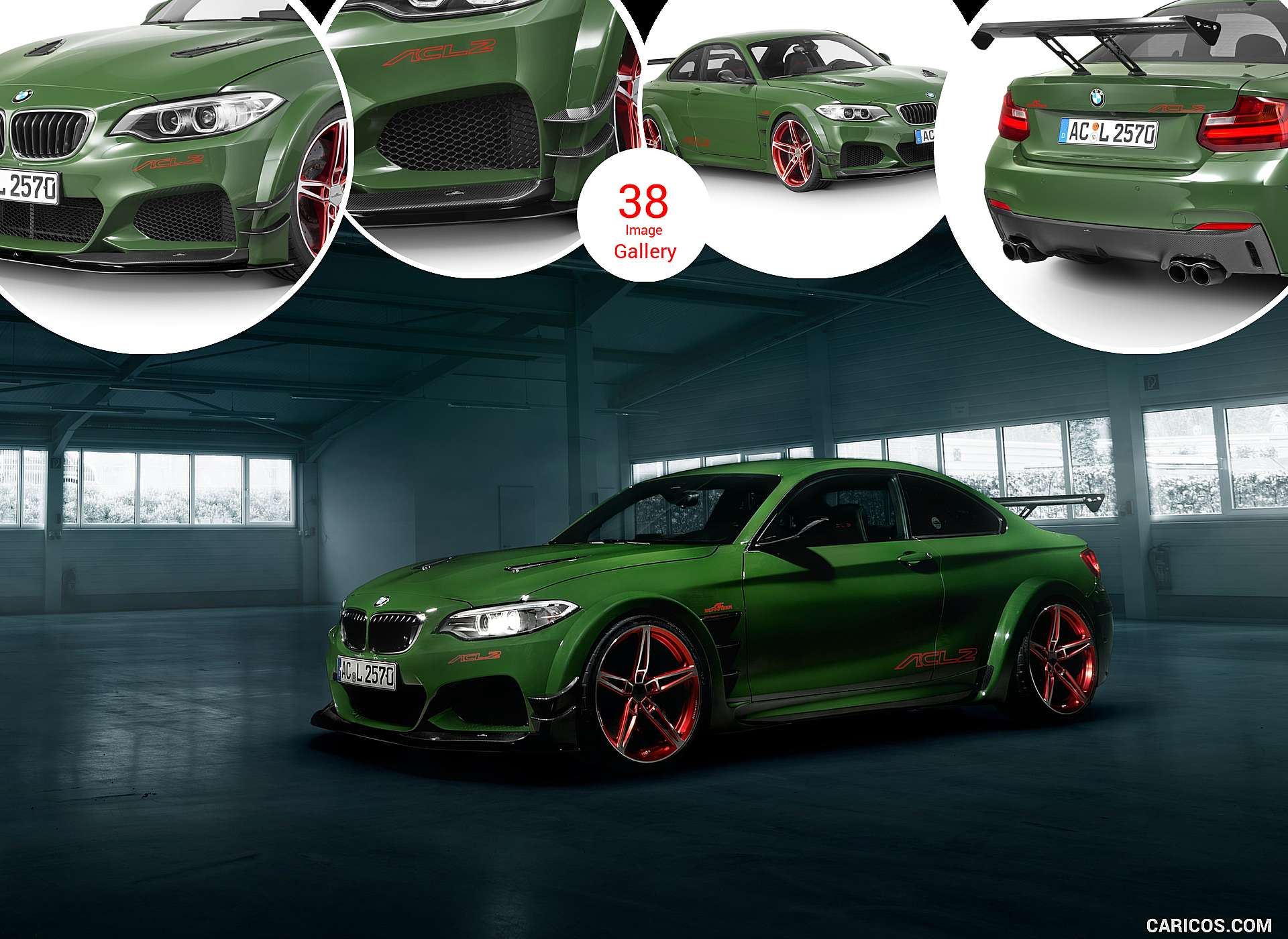 2016 AC Schnitzer ACL2 Concept based on the BMW M 235i