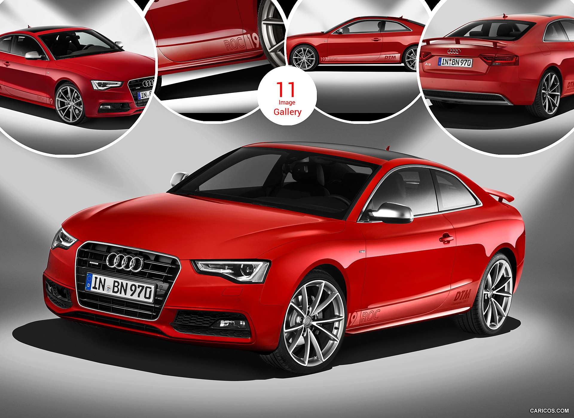 2014 Audi A5 Coupe DTM Champion Special Edition