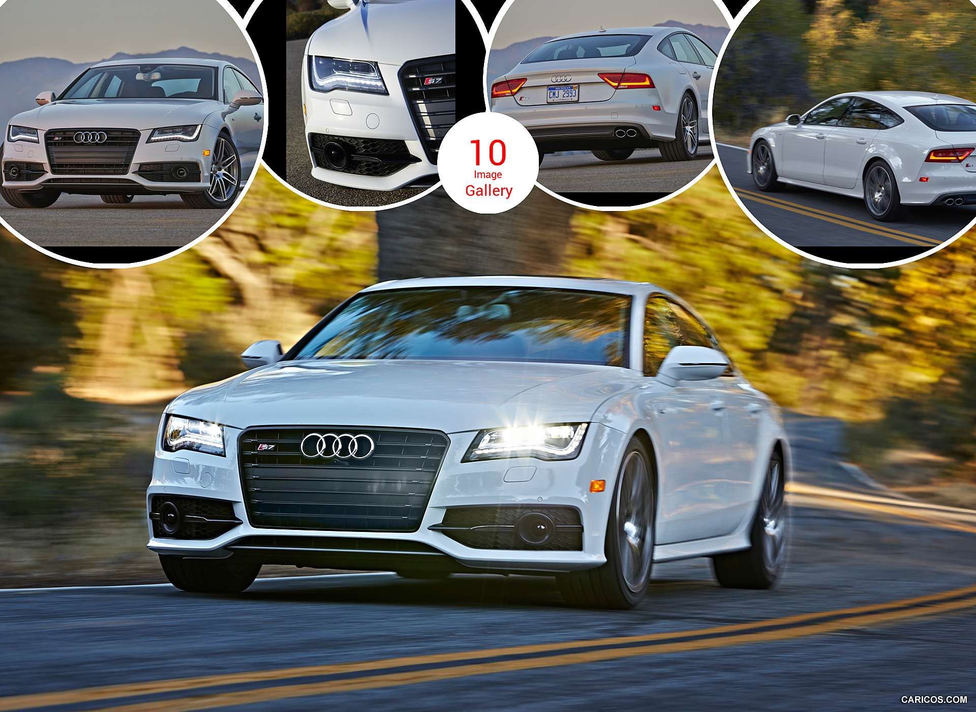 2014 Audi S7 US-Version