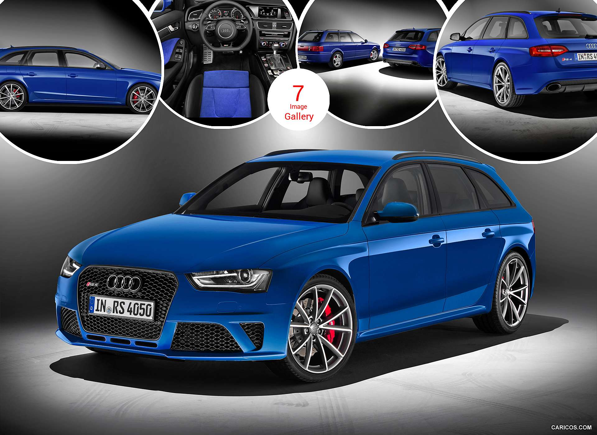 2015 Audi RS 4 Avant Nogaro Selection