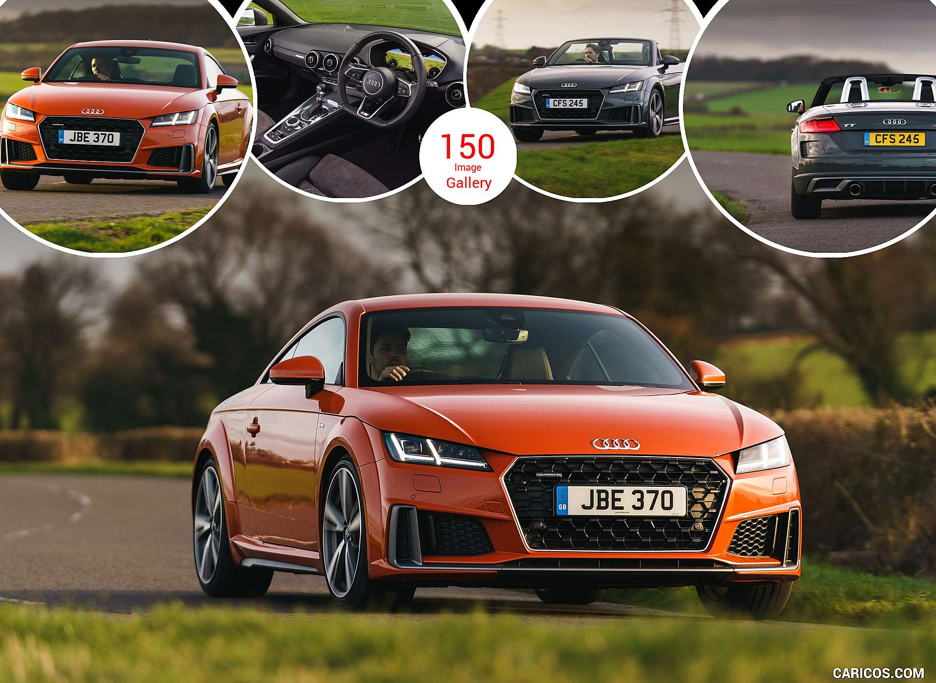 2019 Audi TT Coupe and Roadster (UK-Spec)