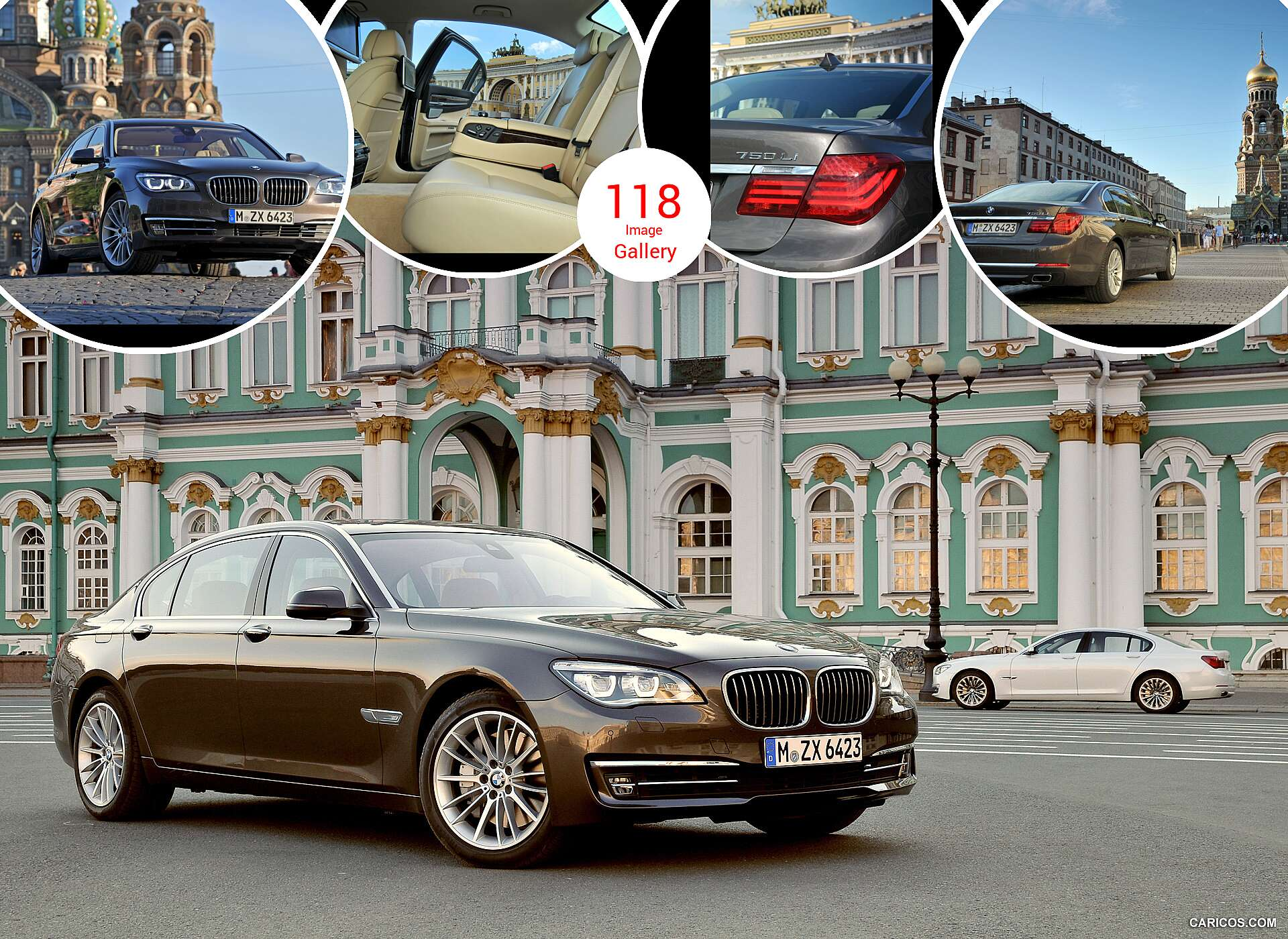 2013 BMW 7-Series Long Wheelbase