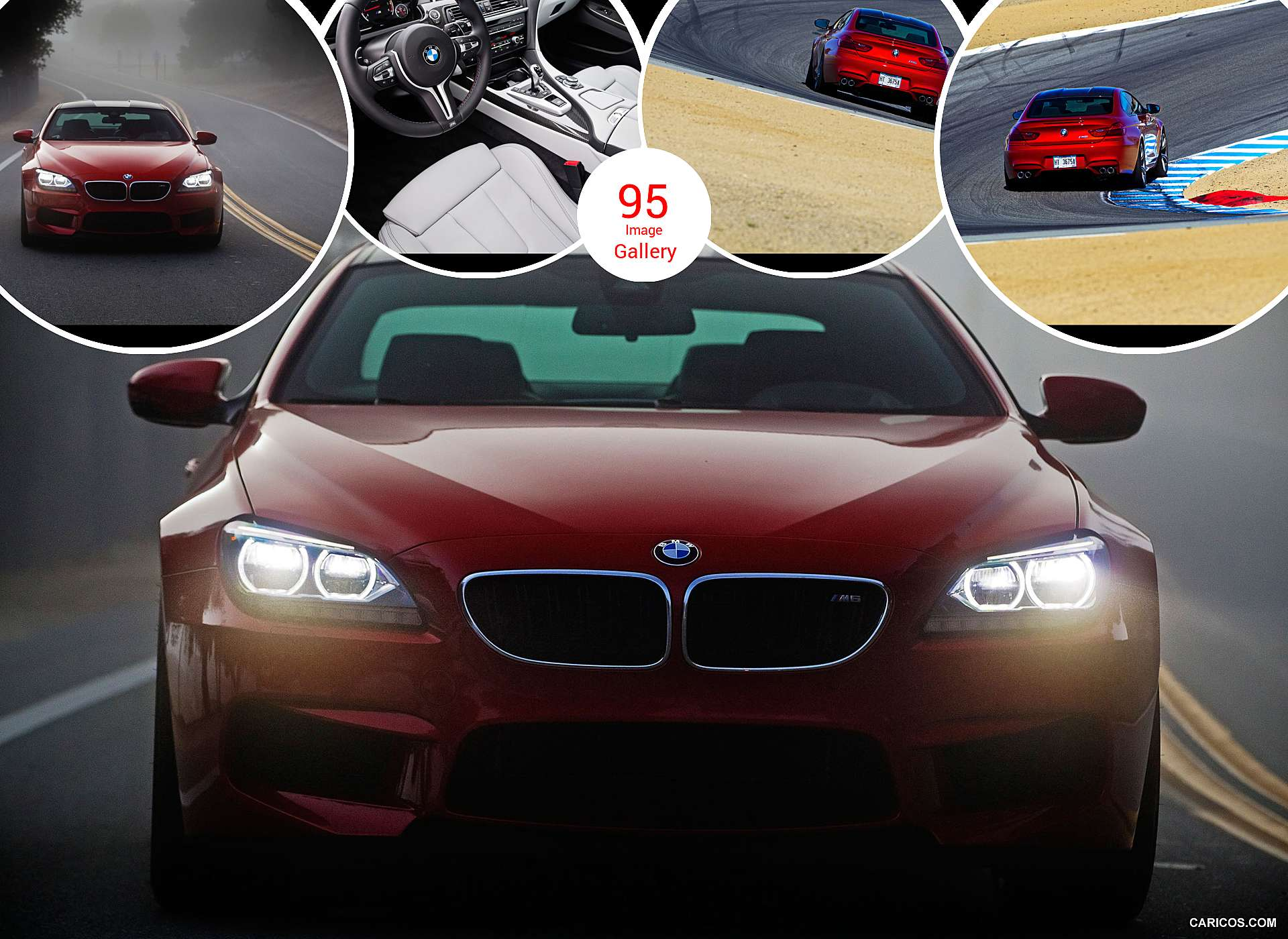 2013 BMW M6 US-Version