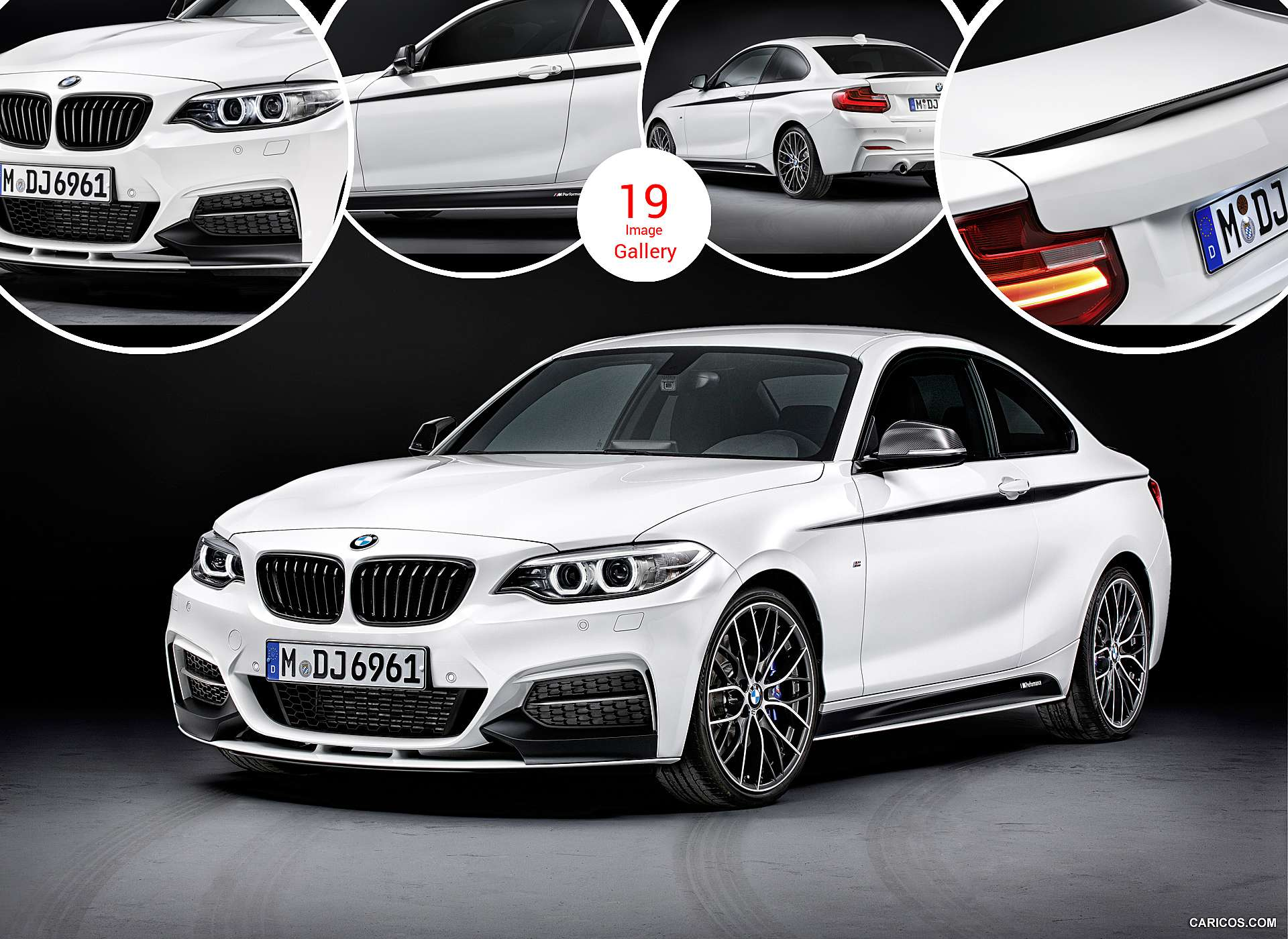 2014 BMW 2-Series Coupe M Performance Package