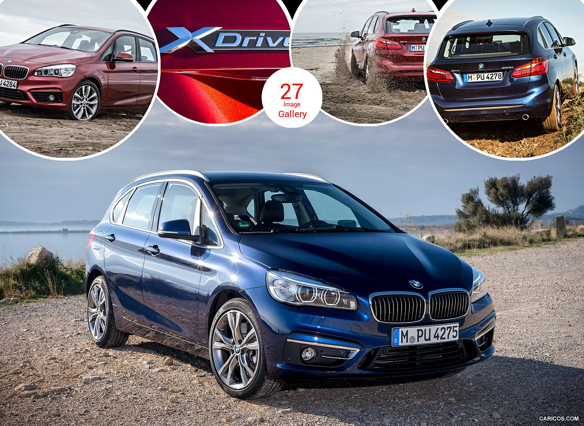 2015 BMW 2-Series Active Tourer xDrive
