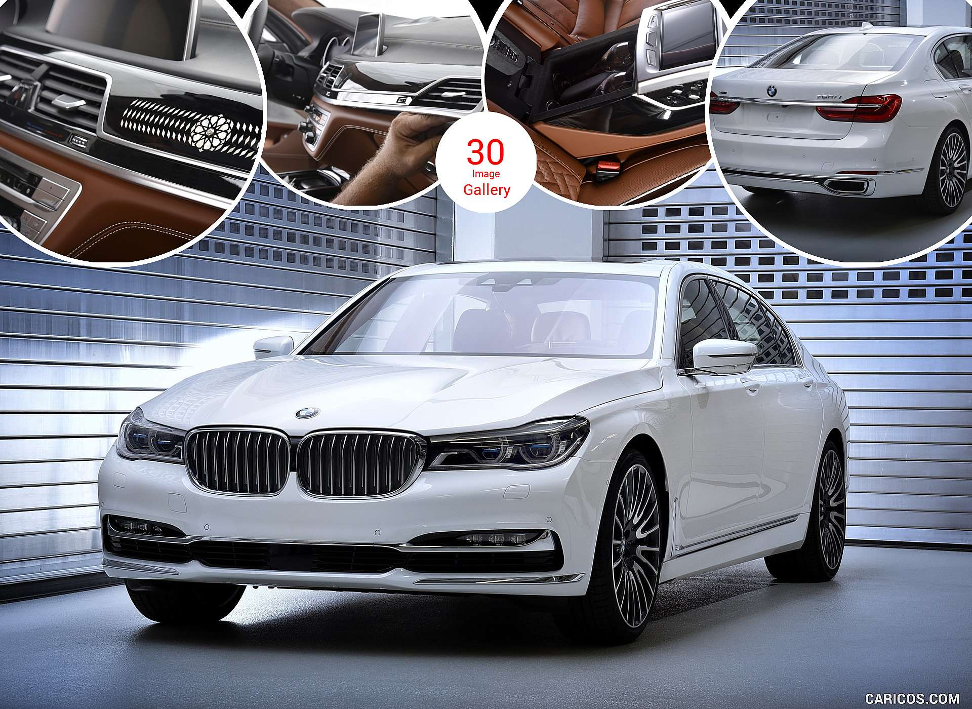2016 BMW 750Li Solitaire and Master Class Edition