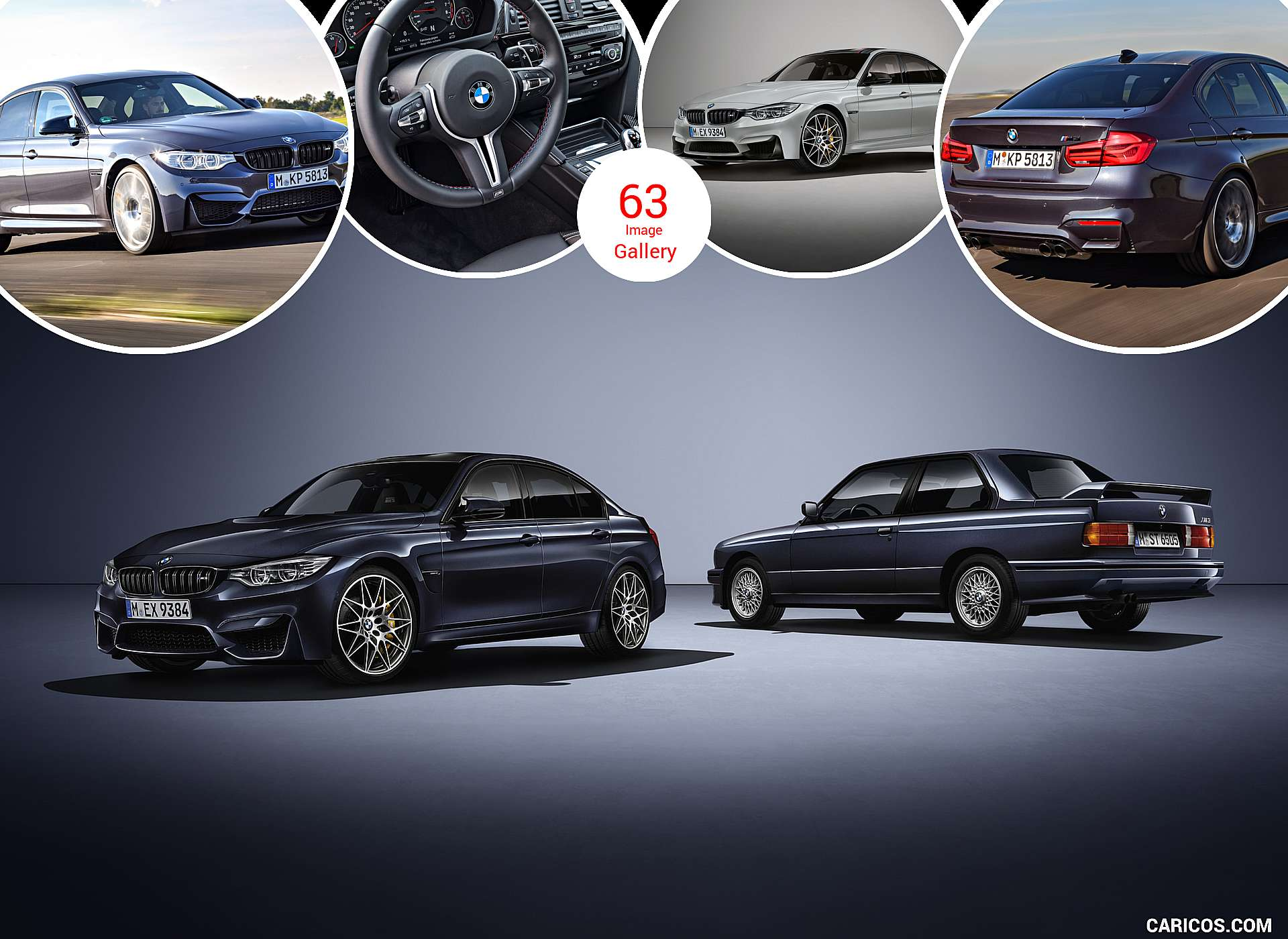2016 BMW M3 30 Years Edition