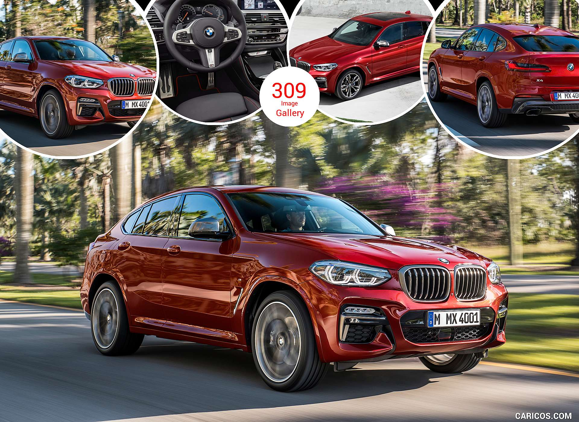 2019 BMW X4 and X4 M40d