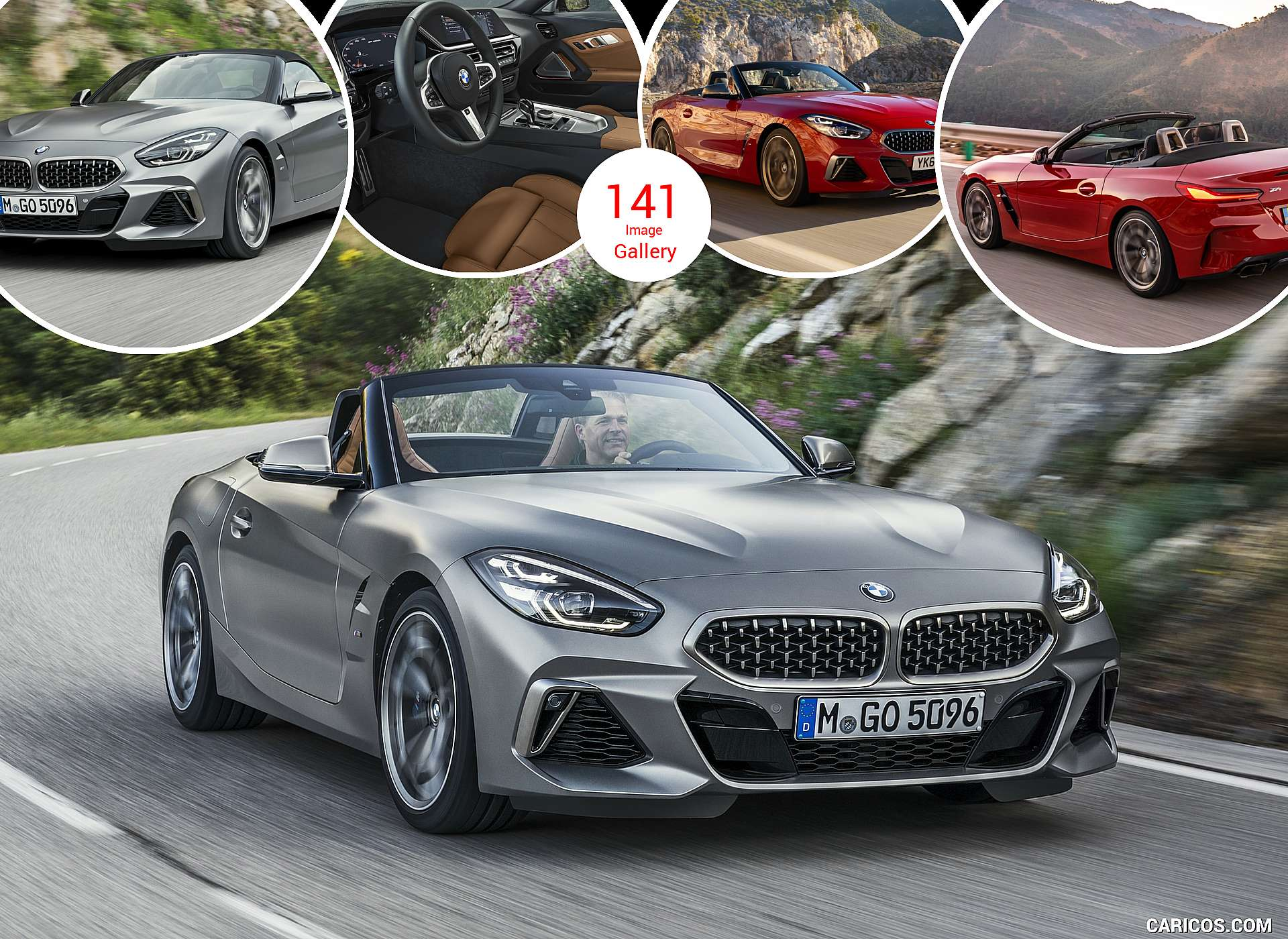 2019 BMW Z4 (UK-Spec)