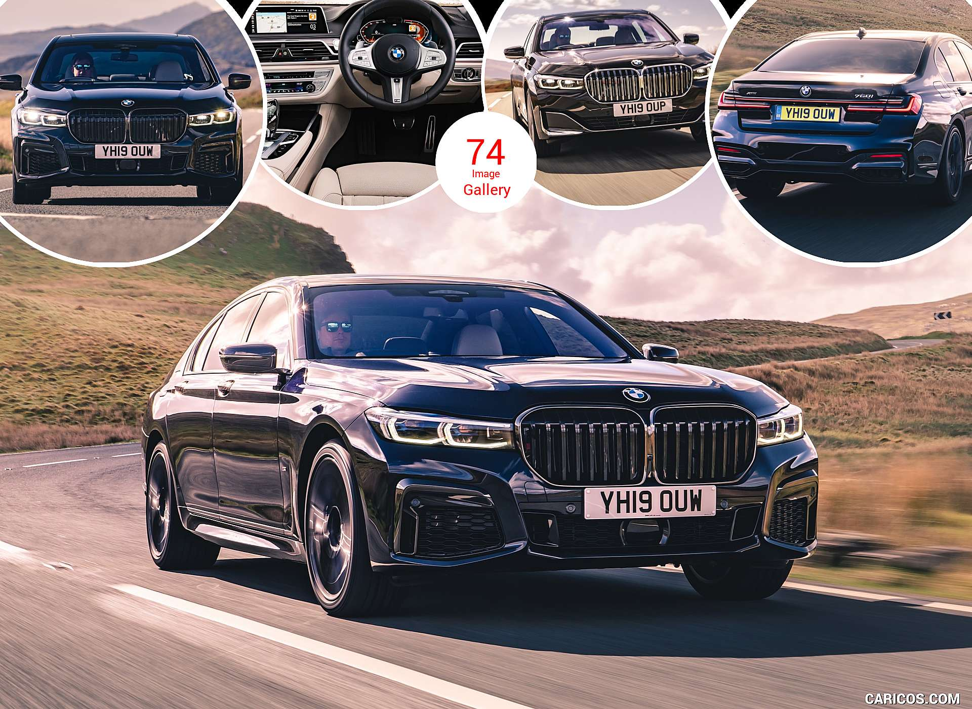2020 BMW 7-Series (UK-Spec)