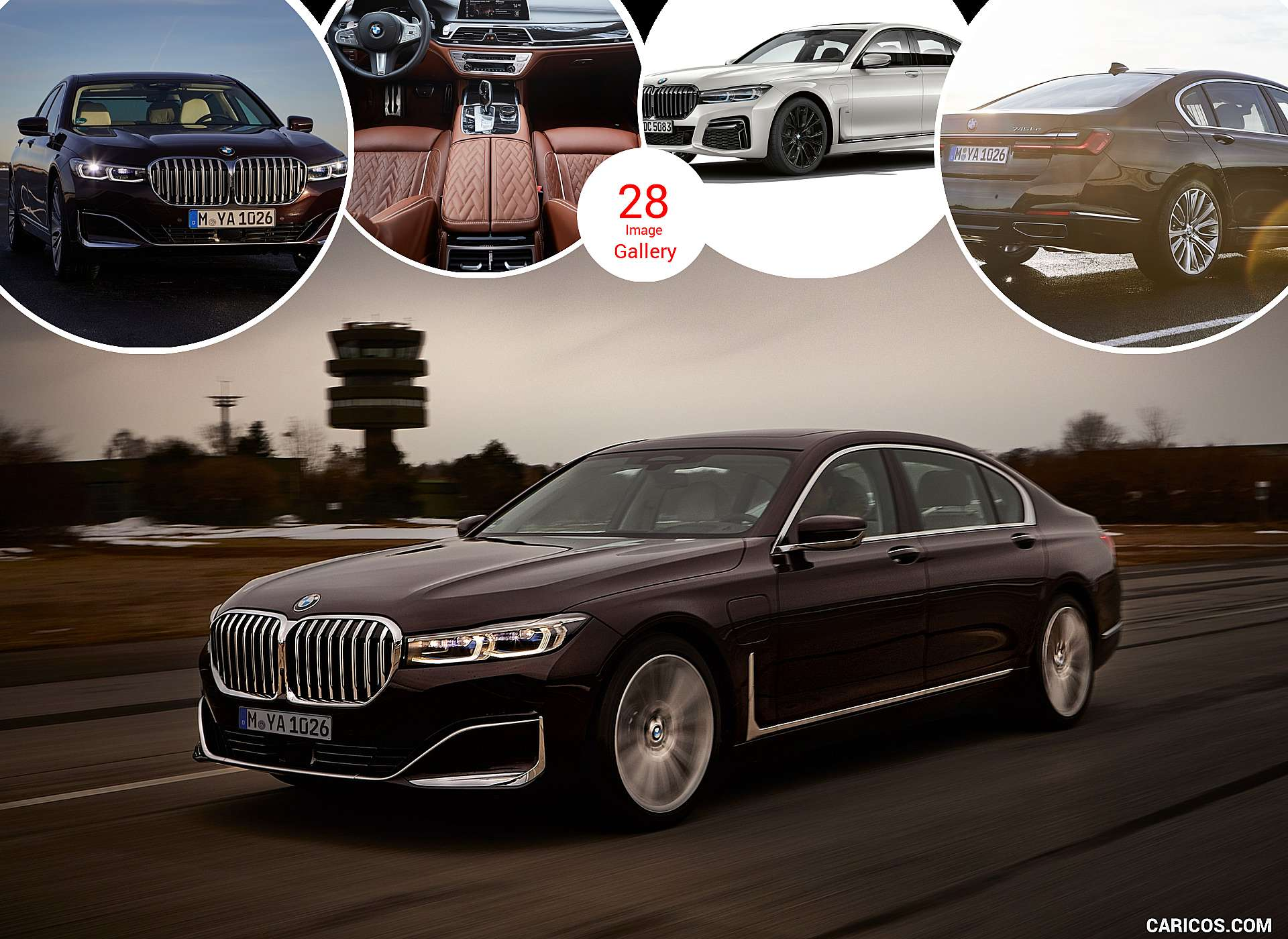 2020 BMW 7-Series Plug-In Hybrid