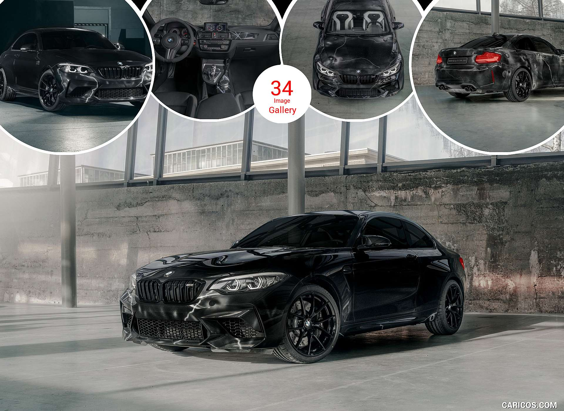 2020 BMW M2 Competition by FUTURA 2000