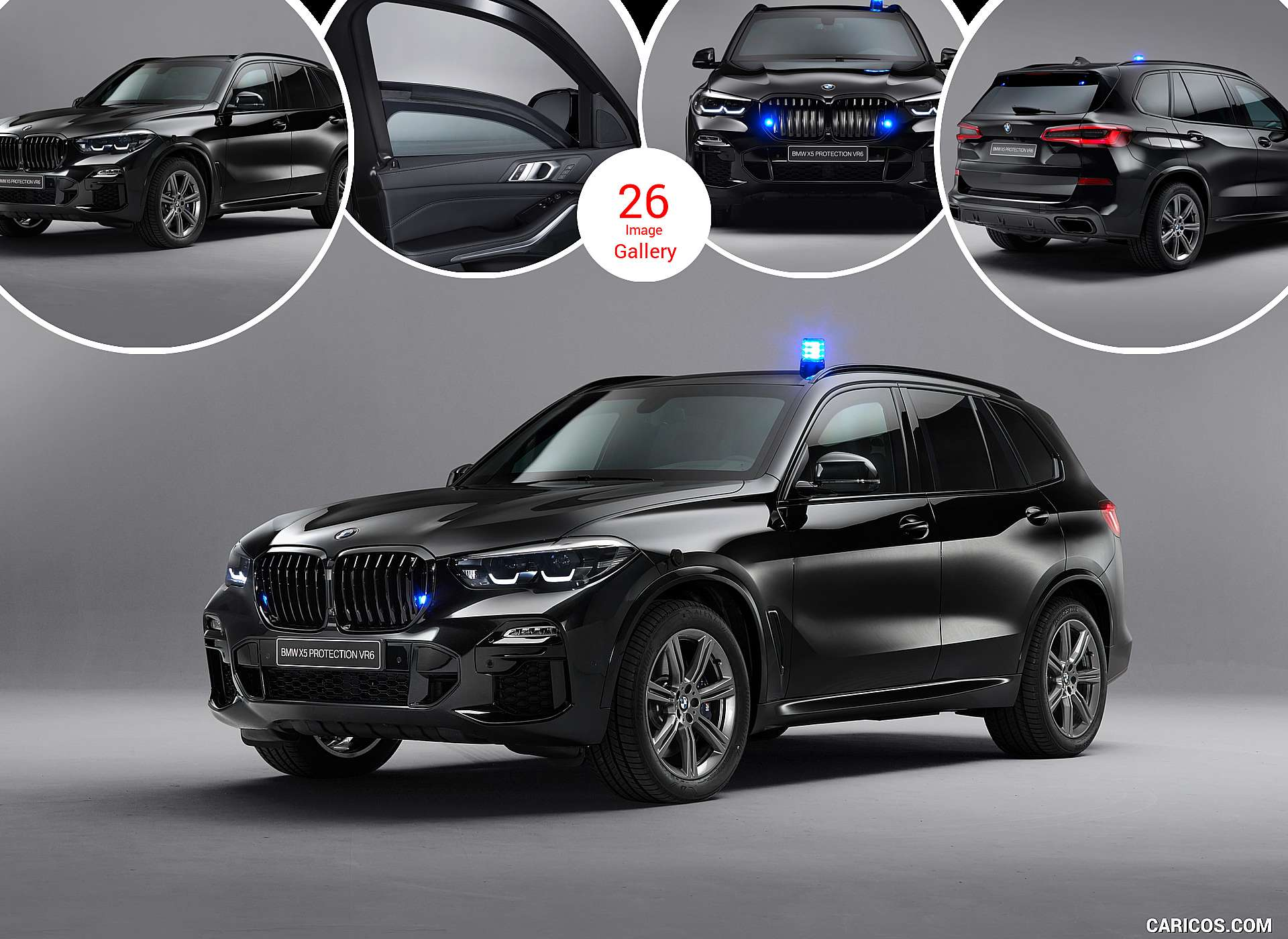 2020 BMW X5 Protection VR6 (Armored Vehicle)