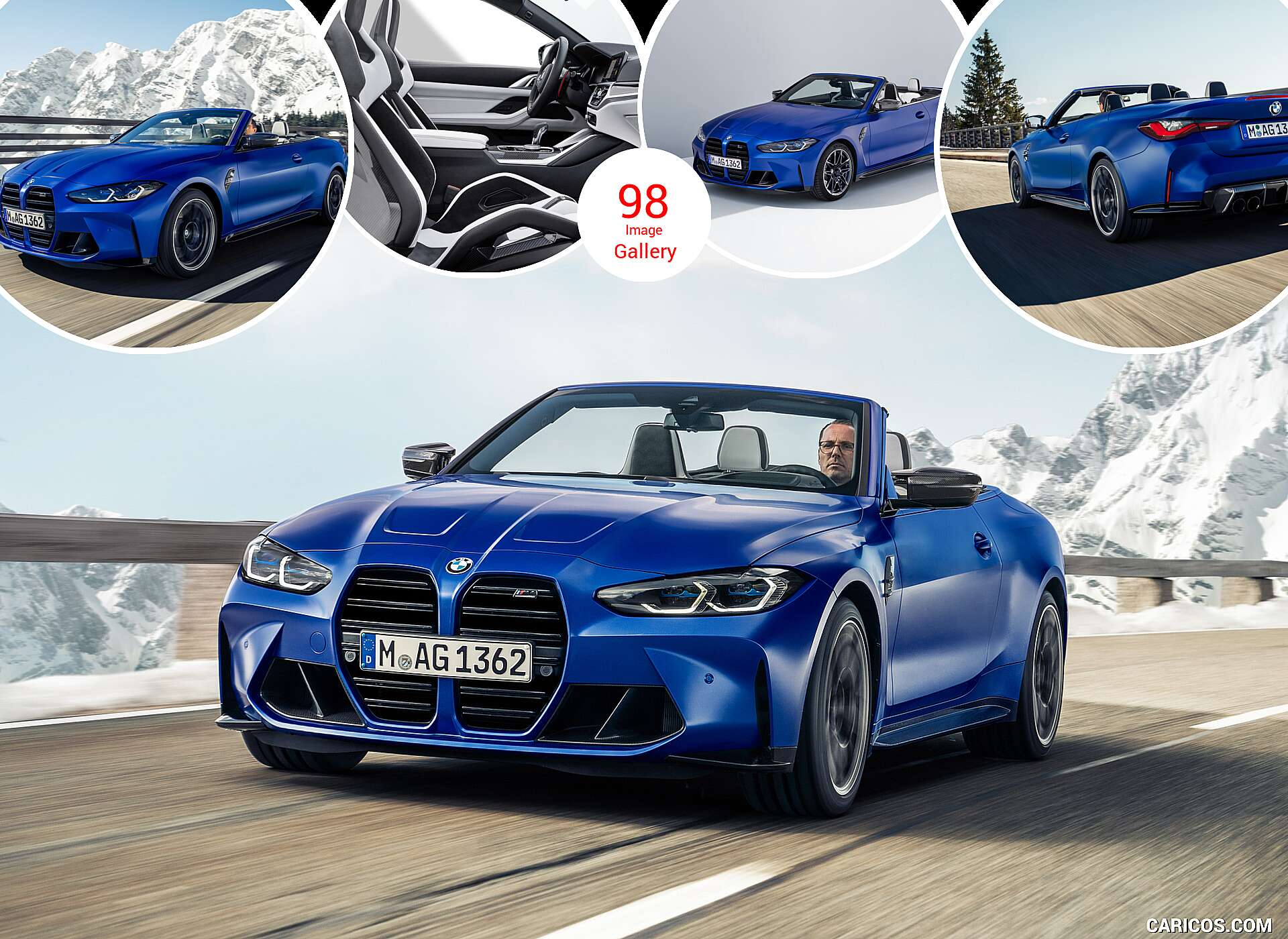 2022 BMW M4 Convertible Competition M xDrive