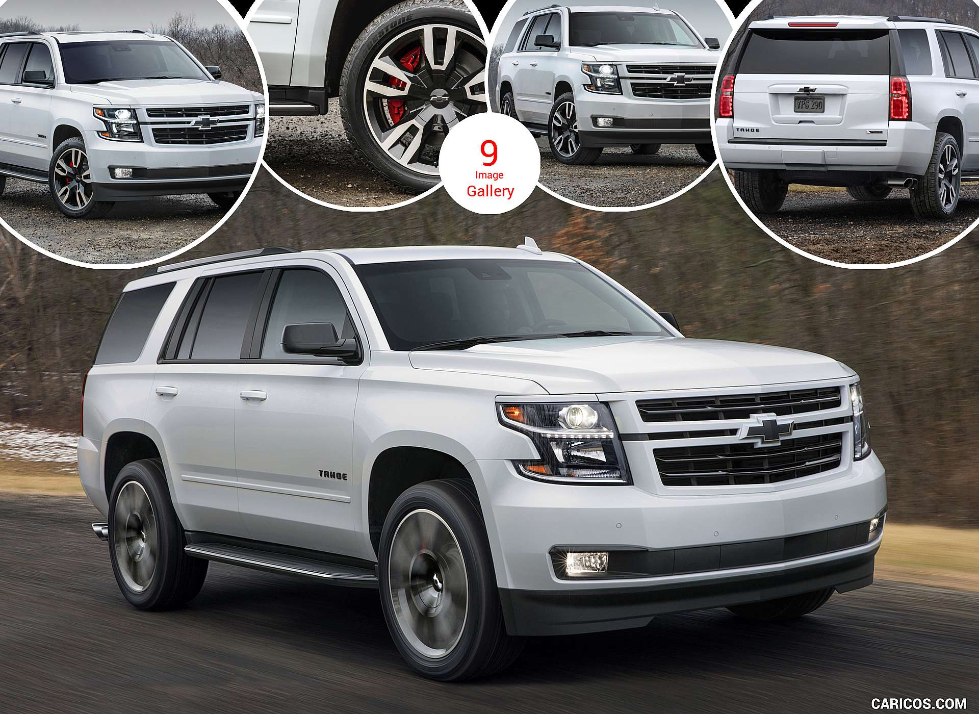 2018 chevrolet tahoe rally sport truck special edition. Black Bedroom Furniture Sets. Home Design Ideas