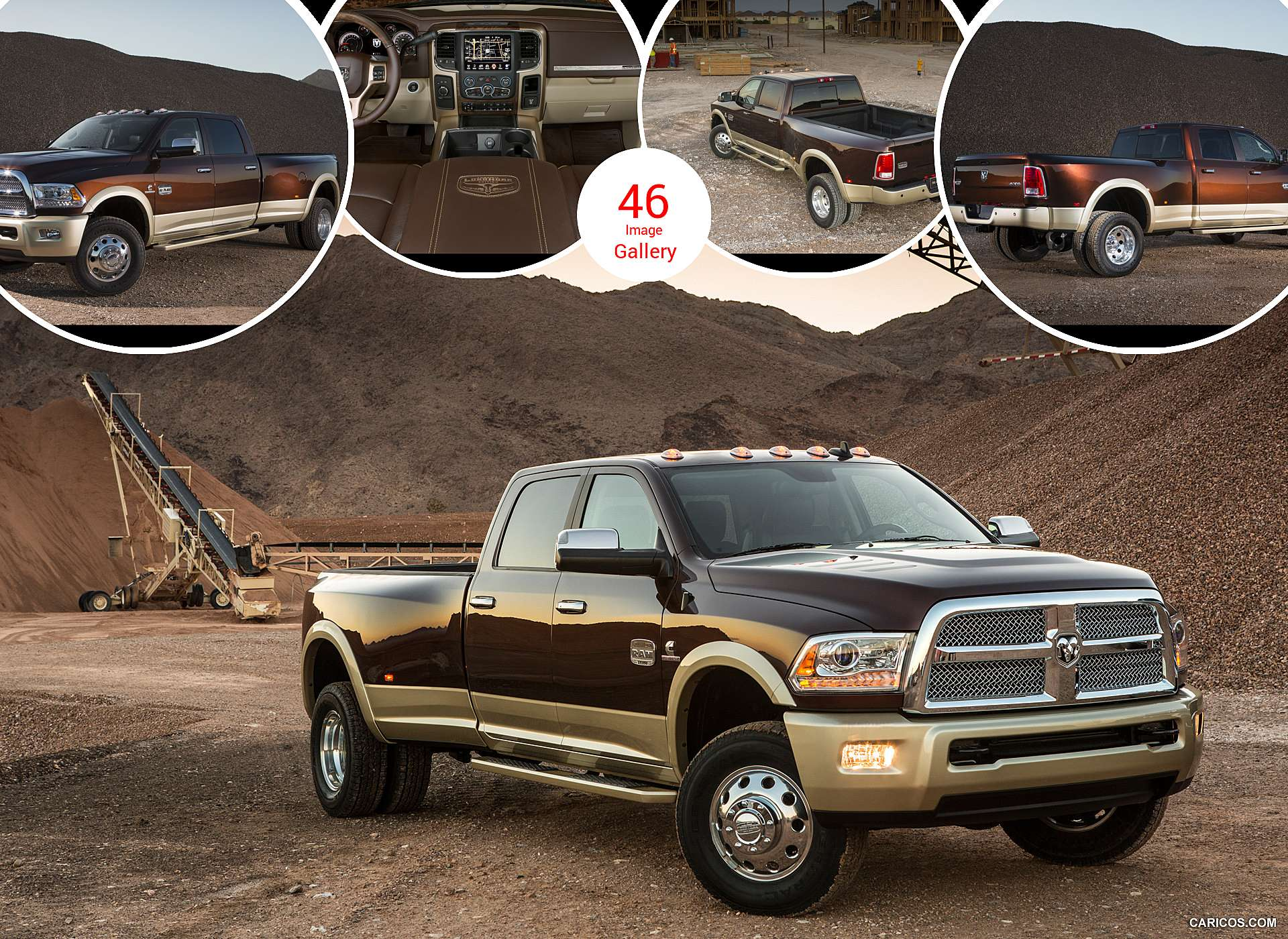 2013 dodge ram 3500 2500 heavy duty. Black Bedroom Furniture Sets. Home Design Ideas