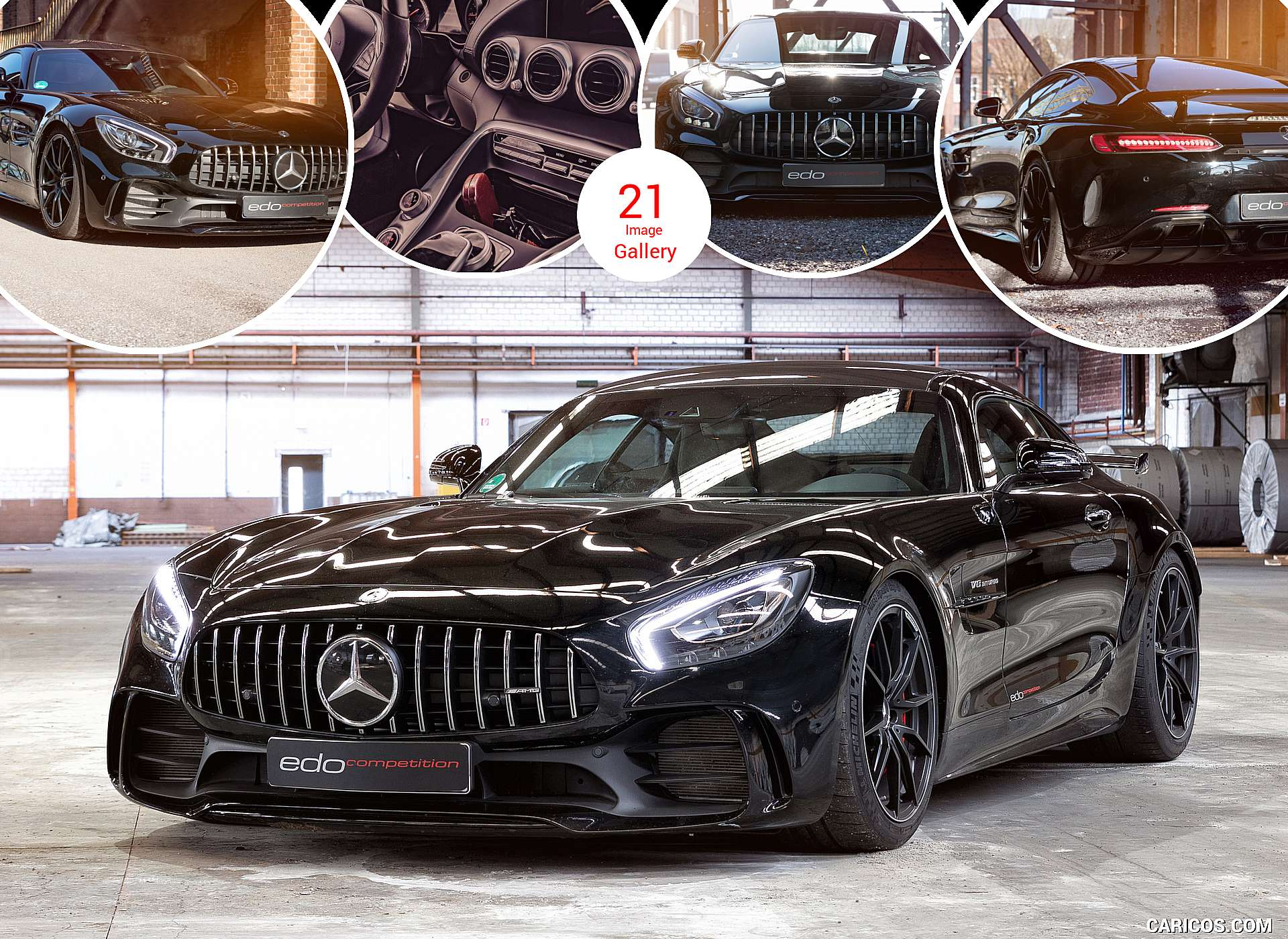 2018 Edo Competition Mercedes-AMG GT R
