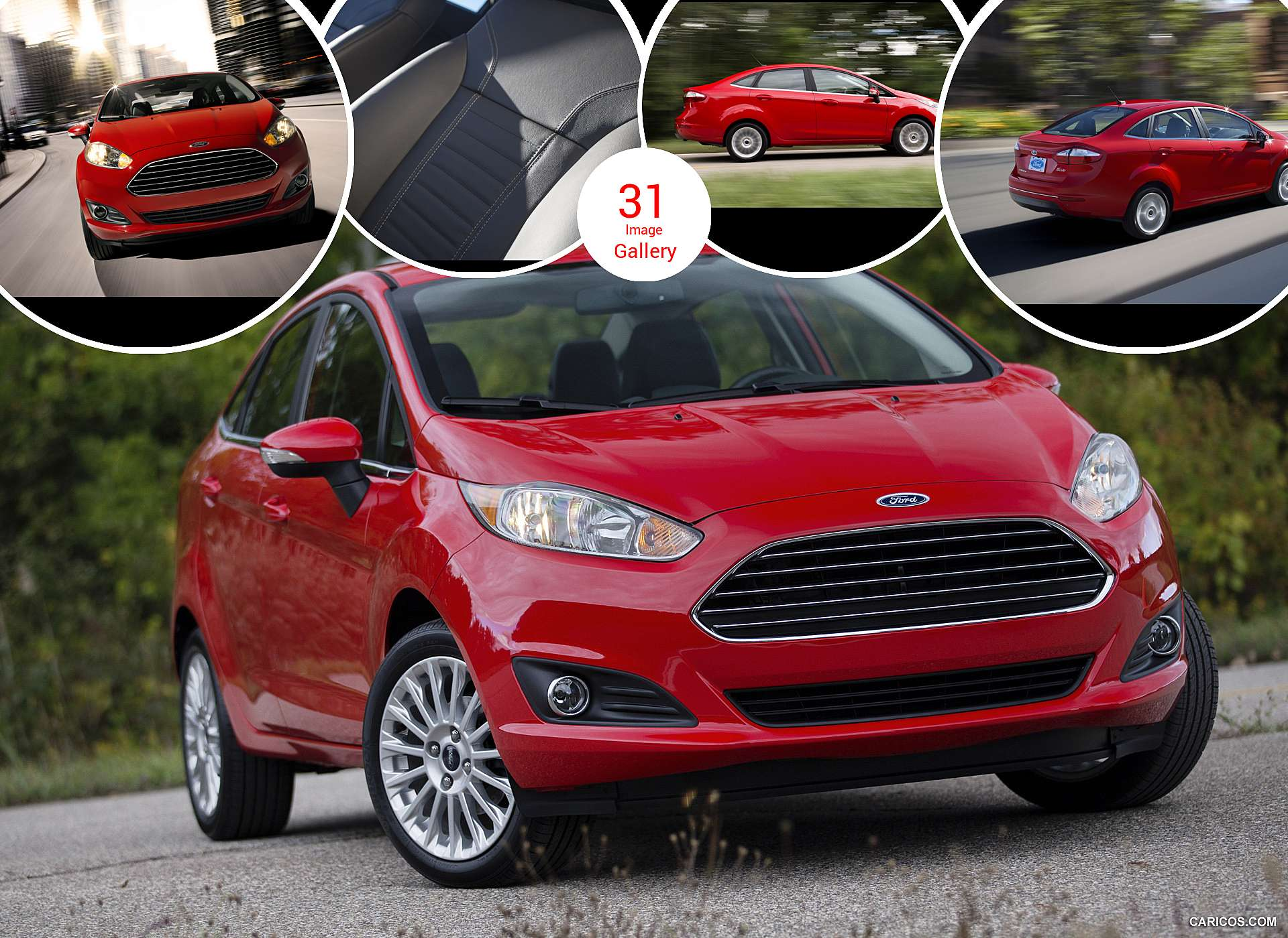 2014 ford fiesta sedan. Cars Review. Best American Auto & Cars Review