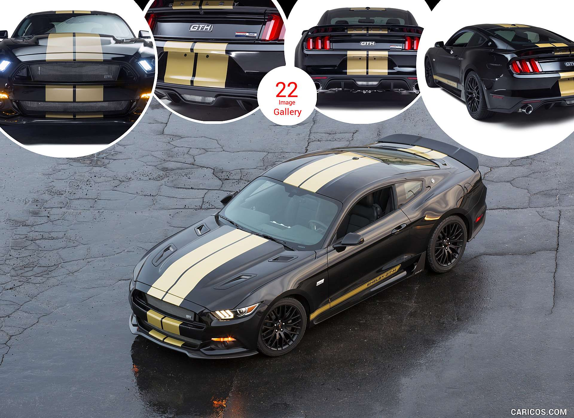 2016 Ford Mustang Shelby GT-H