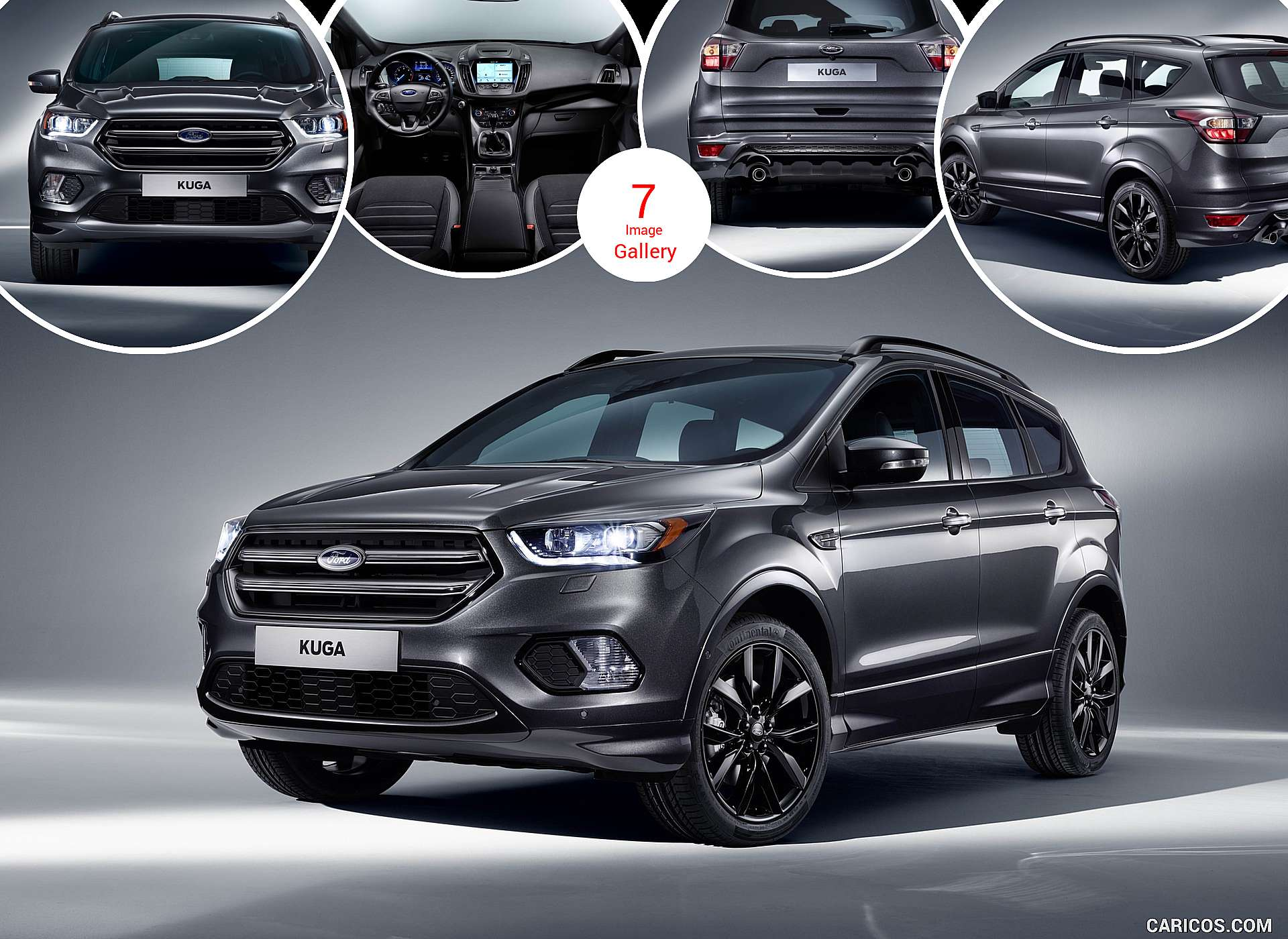 2017 ford kuga. Black Bedroom Furniture Sets. Home Design Ideas