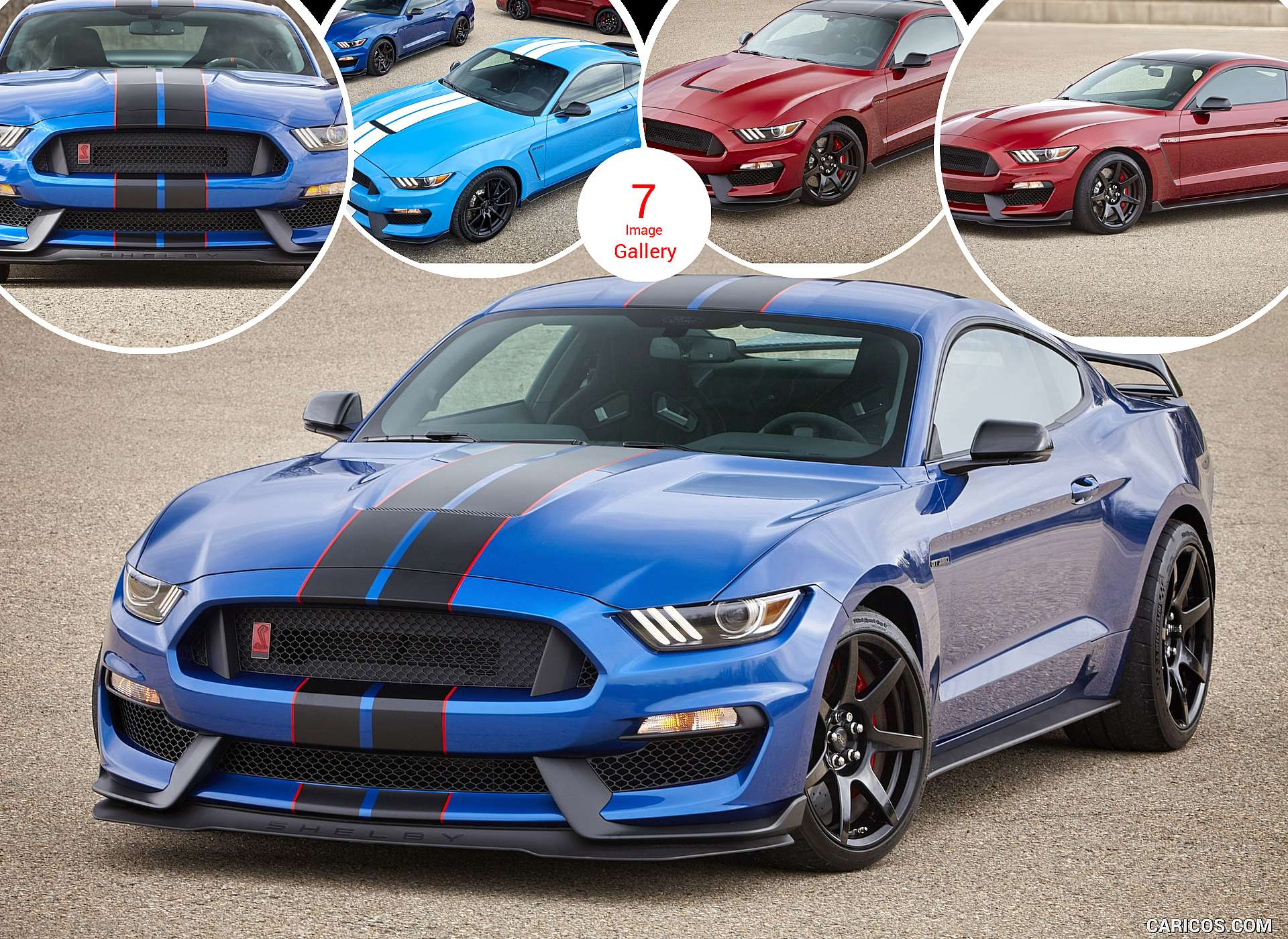 2017 ford mustang shelby gt350 and gt350r caricos com