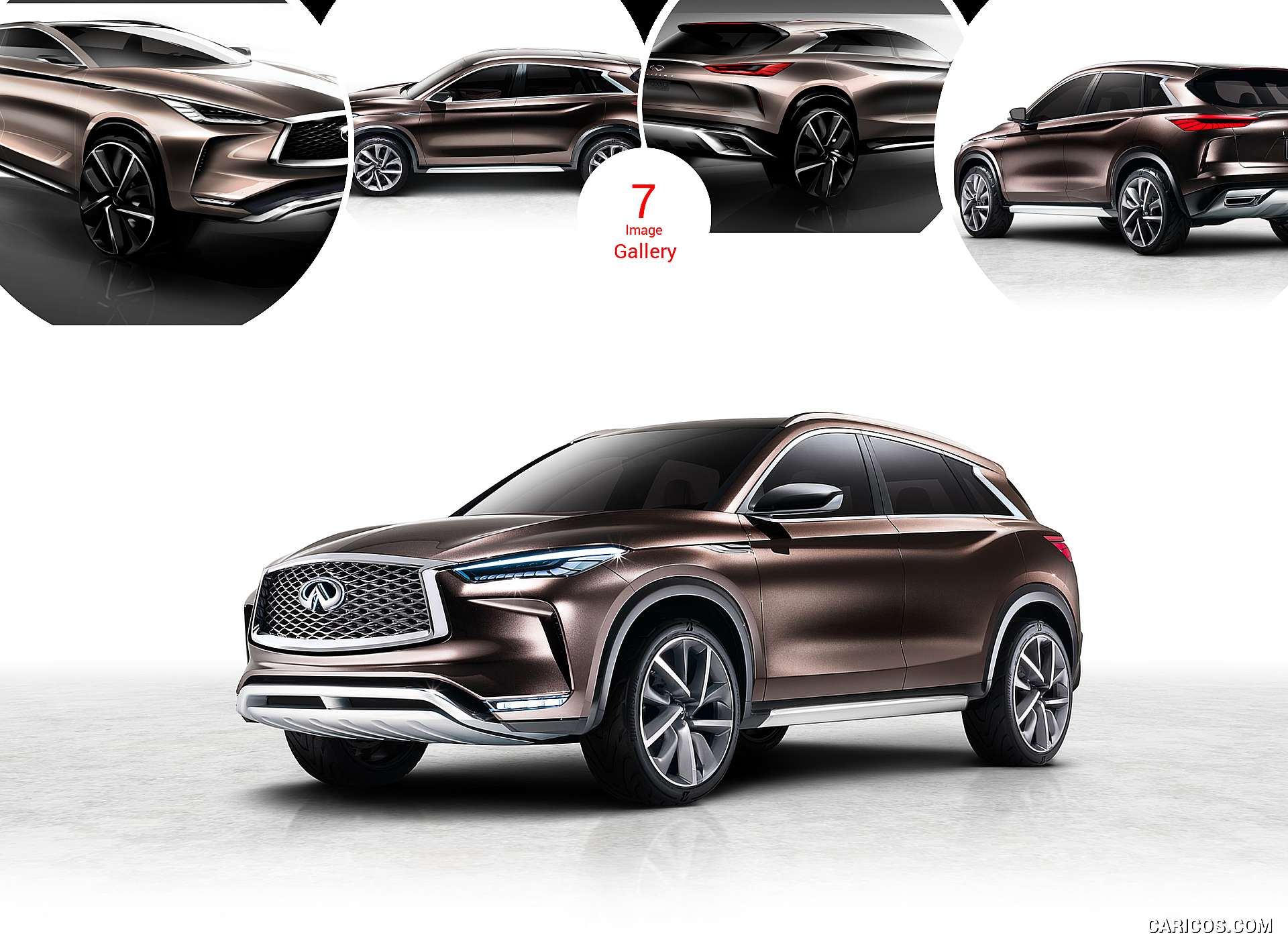 2017 infiniti qx50 concept. Black Bedroom Furniture Sets. Home Design Ideas