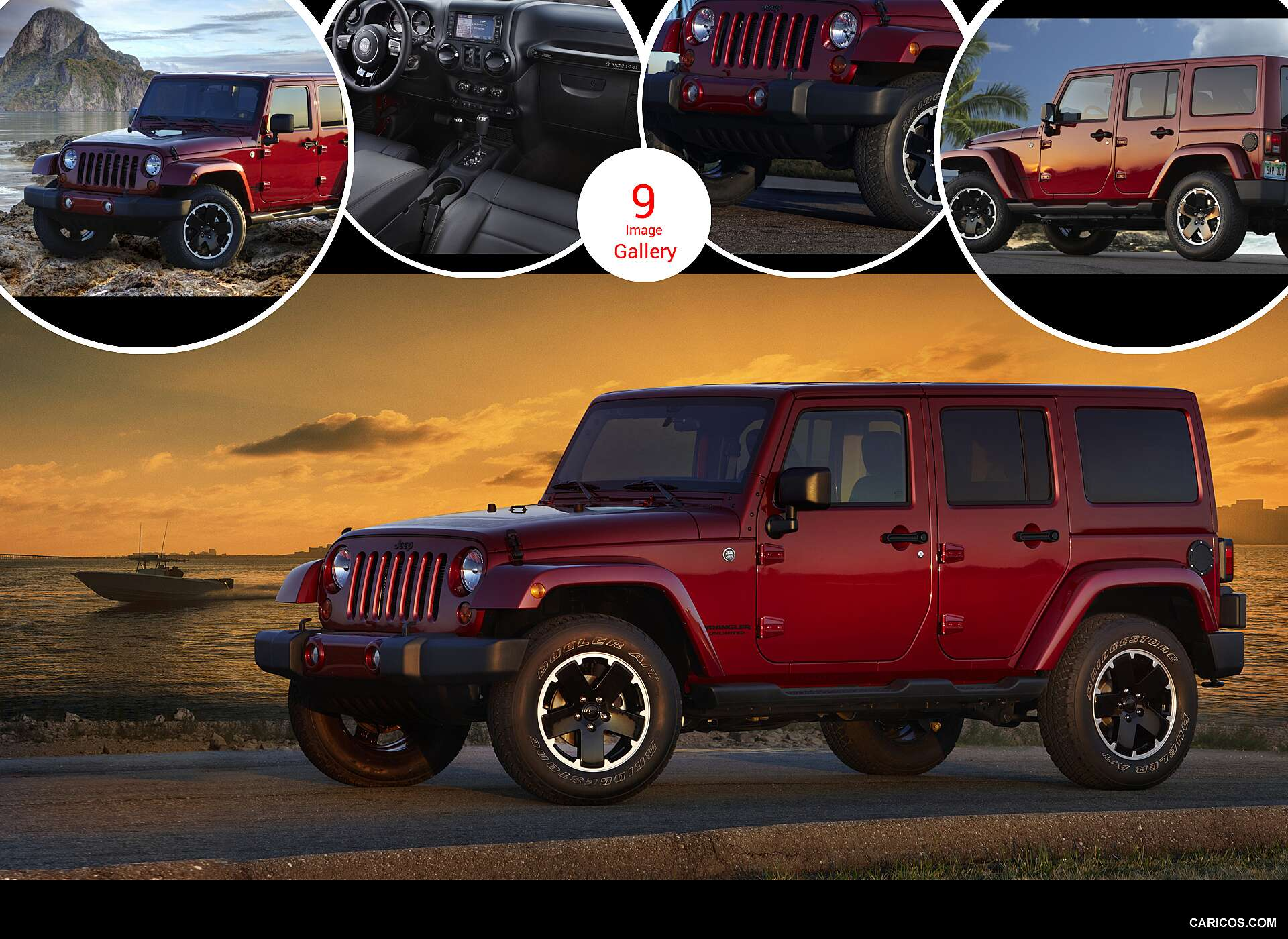 2013 Jeep Wrangler Unlimited Altitude