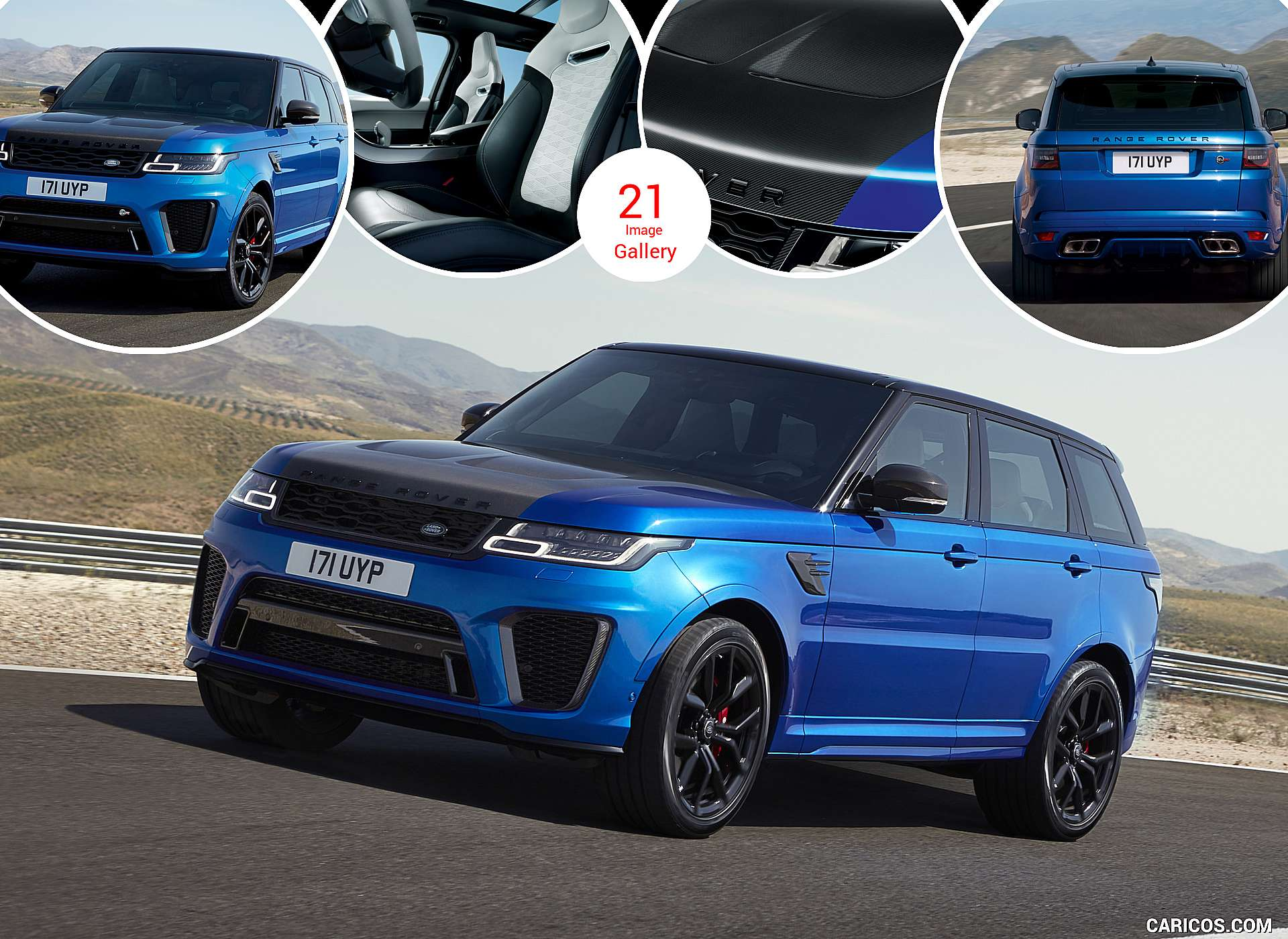 2018 range rover sport svr. Black Bedroom Furniture Sets. Home Design Ideas