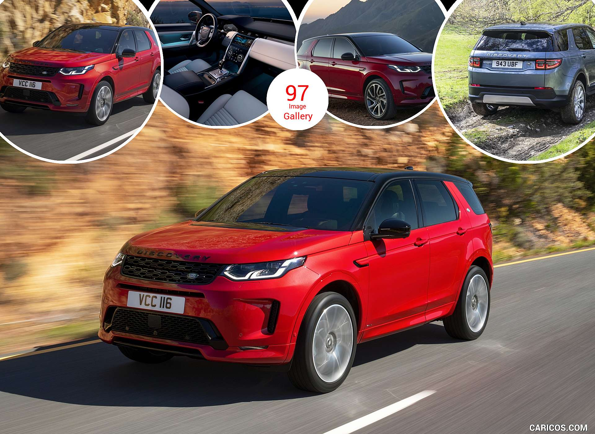 2020 Land Rover Discovery Is Built On The New Architecture >> 2020 Land Rover Discovery Sport Caricos Com