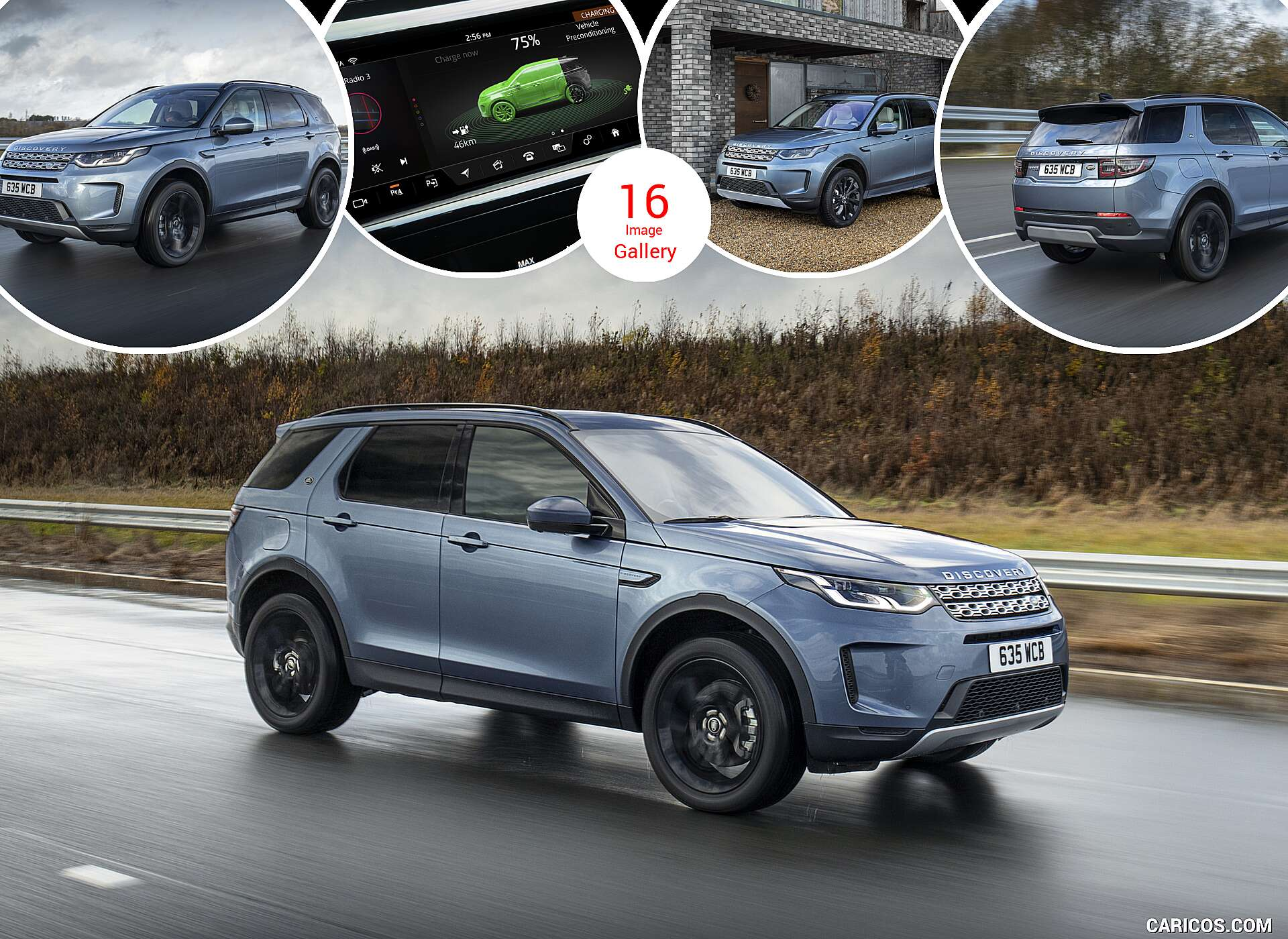 2021 Land Rover Discovery Sport PHEV