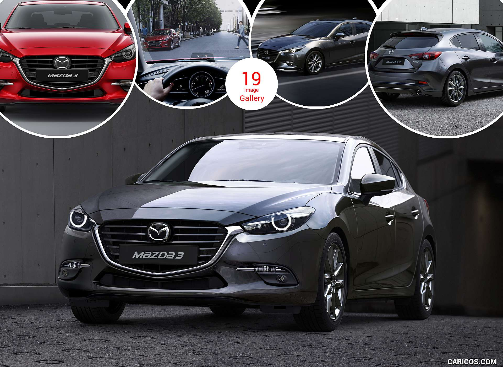 2017 mazda 3 5 door hatchback