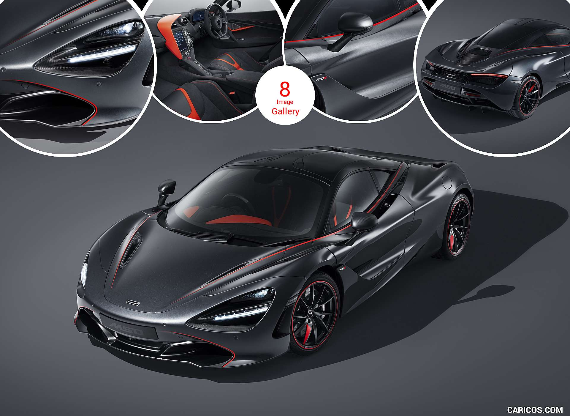 2019 McLaren 720S Stealth Theme by MSO