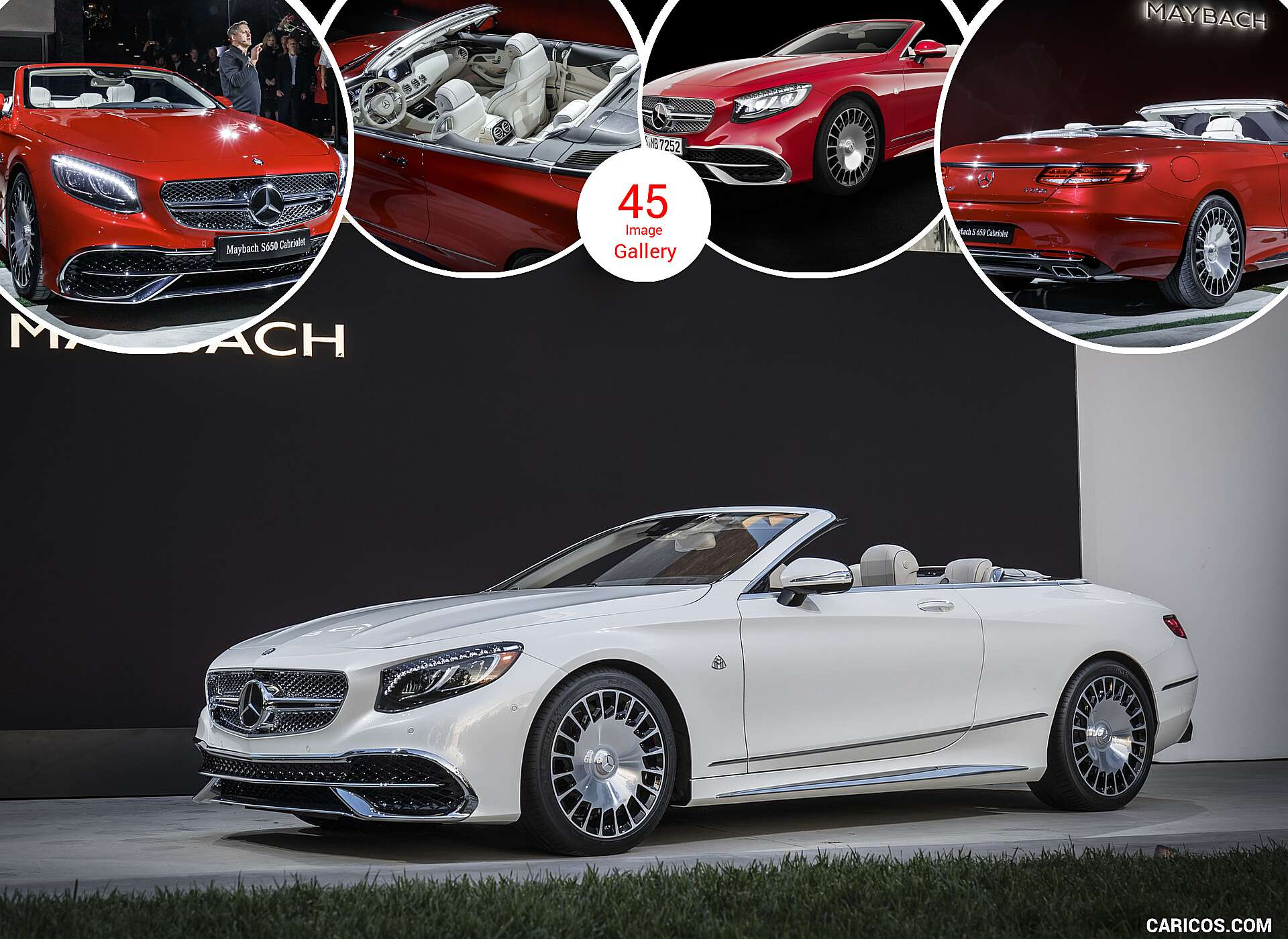 2017 mercedes maybach s 650 cabriolet for Mercedes benz 650